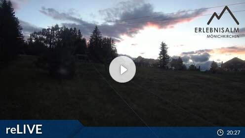 Webcam  Skigebiet Mönichkirchen - Mariensee Niederösterreich