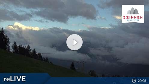Helm-Plateau (3Zinnen Dolomites)