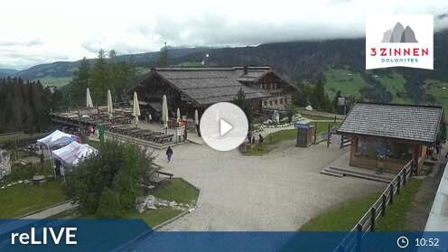 Bergstation Haunold (3Zinnen Dolomites)