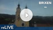 Webcam Brixen Domplatz