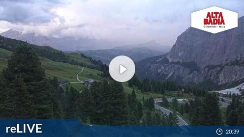 Verkehrs-Webcam Grödner Joch 3