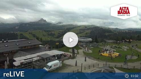 Webcam La Villa / Piz La Ila