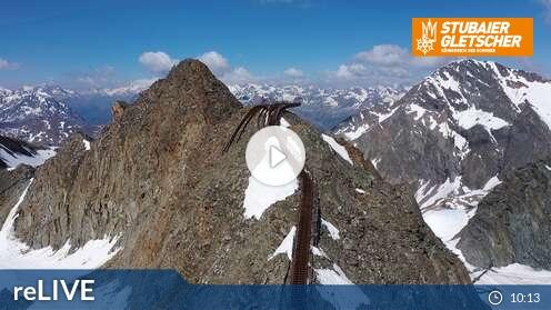Stubai - FlyingCam (Stubaier Gletscher)