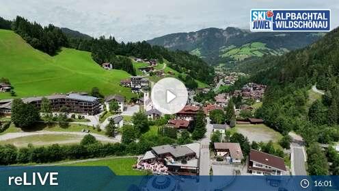 Webkamera Ski Juwel Alpbachtal Wildschönau