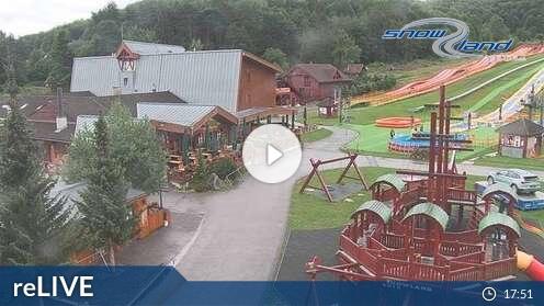 Webcam Snowland Valcianska dolina