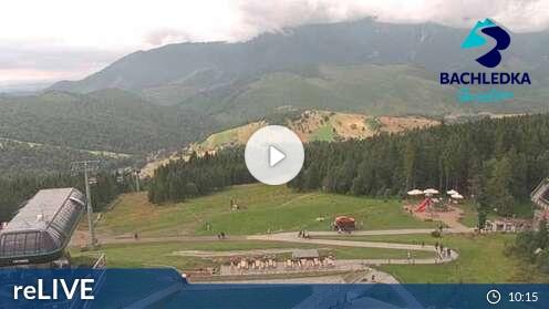 Webcam Ski Bachledova