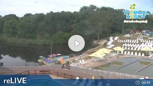 Webcam Thermal Park Nitrava Poľný Kesov