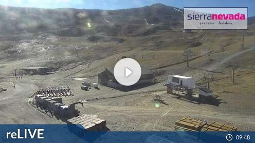 Webcam Zona Borreguiles - Sierra Nevada
