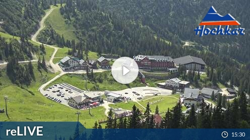 Livecam für Hochkar