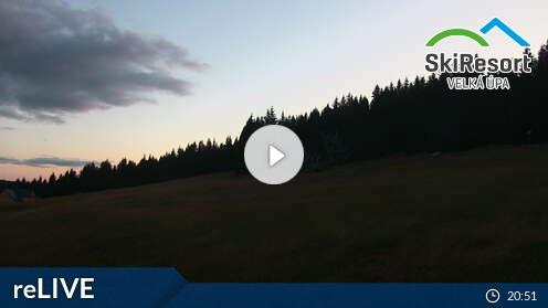 Webcam Velká Úpa