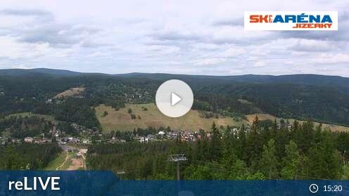 Webcam Tanvaldský Špicák II