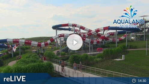 Webcam Aqualand Moravia