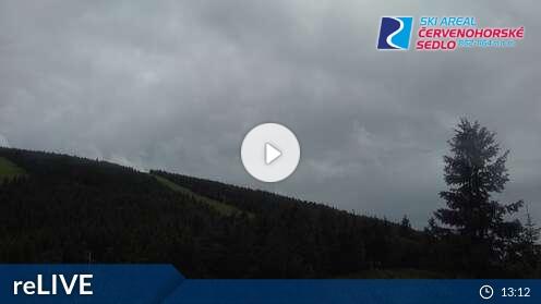 Webcam Špičák (885 m)