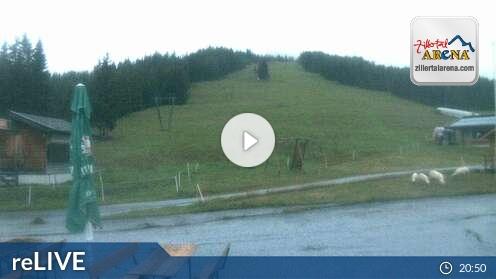 Livecam für Hochkrimml / Gerlosplatte - Zillertal Arena