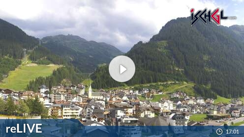 Webcam Ischgl - Dorf 1.400 m