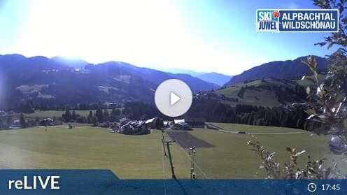 WetterCam für Wildschönau - Roggenboden - Oberau