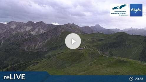 Livecam für Fellhorn