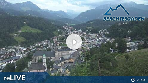 Livecam für Berchtesgaden