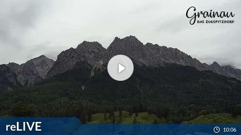 Livecam für Grainau