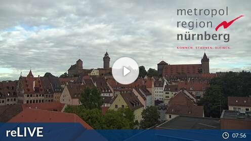 Livecam für Nürnberg