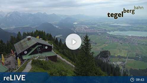 Webcam Tegelberg