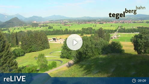 Webcam in Füssen anzeigen