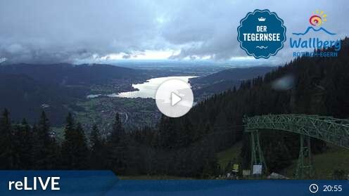 Spitzingsee Tegernsee - Wallbergbahn