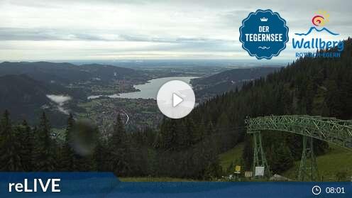 Webcam Wallbergbahn