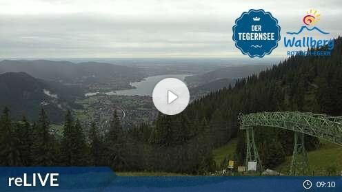 Livecam für Wallberg Tegernseer Tal