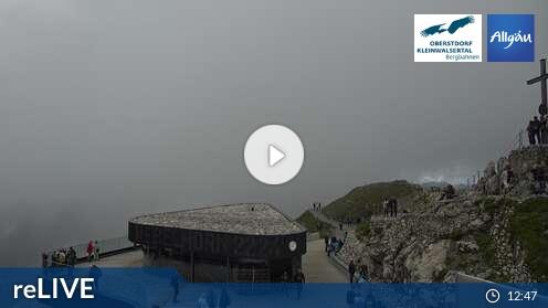 WetterCam für Nebelhorn