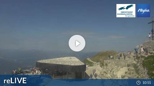 Livecam für Nebelhorn