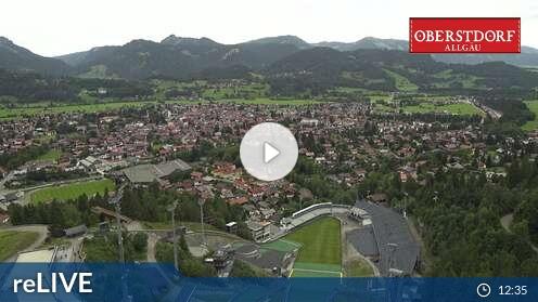 Livecam für Oberstdorf