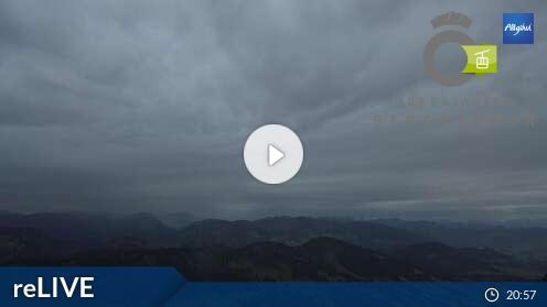 Oberstaufen - Hochgratbahn Bergstation