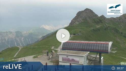 Webkamera 2-Länder-Skigebiet Kanzelwand/Fellhorn