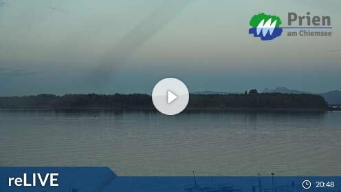 Livecam für Prien (Chiemsee)