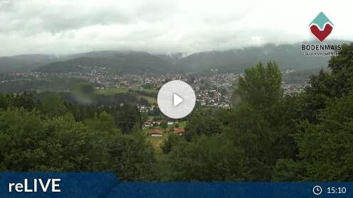 Livecam Bodenmais - Glashütte