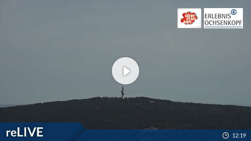 Livecam für Ochsenkopf