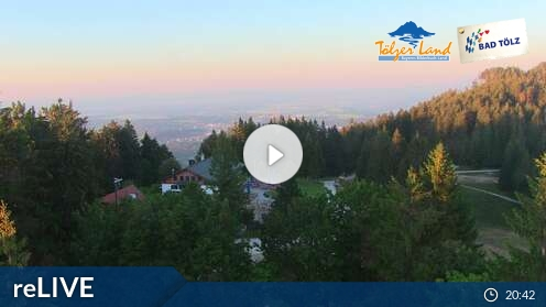 Livecam für Blomberg - Bad Tölz