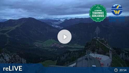 Livecam für Wendelstein