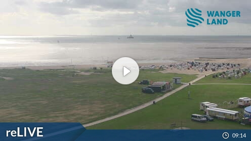 Webcam Strand Schillig