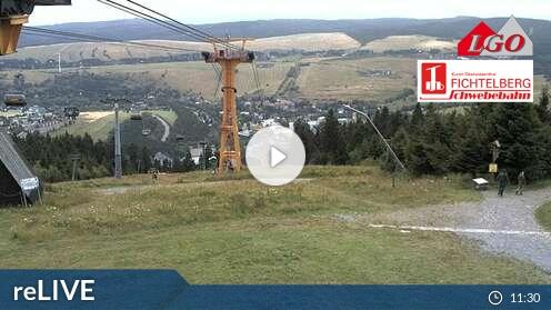 Webcam Blick nach Oberwiesenthal