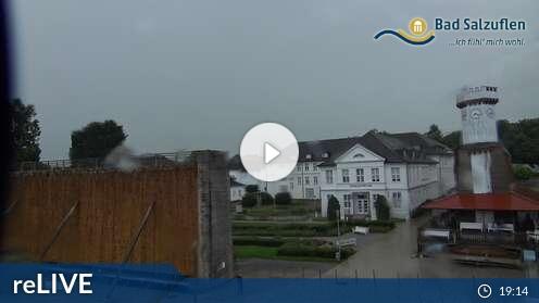 Webcam Kurparkhaupteingang