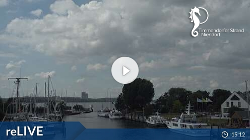 Webcam Timmendorfer Strand - Niendorfer Hafen