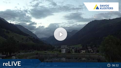 Webcam Sportzentrum Klosters