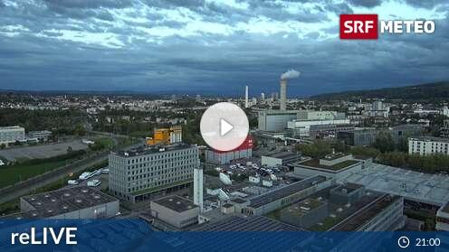 Livecam für Zürich