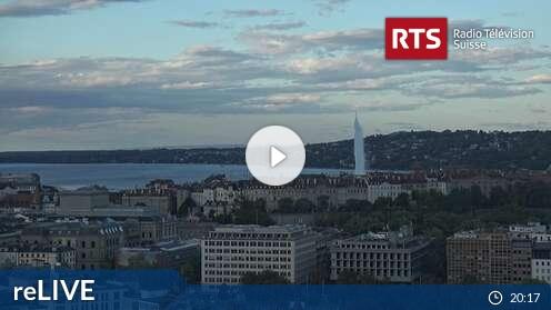 Livecam für Genf