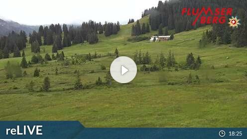 Livecam für Flumserberg