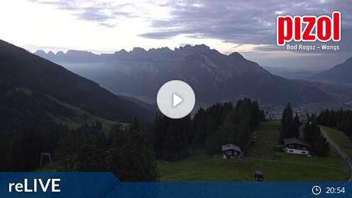 Webcam in Wangs anzeigen