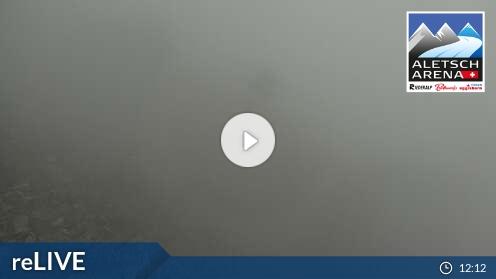 Webcam Bergstation Eggishorn