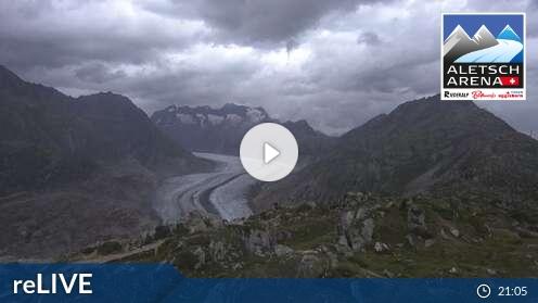 Webkamera Aletsch